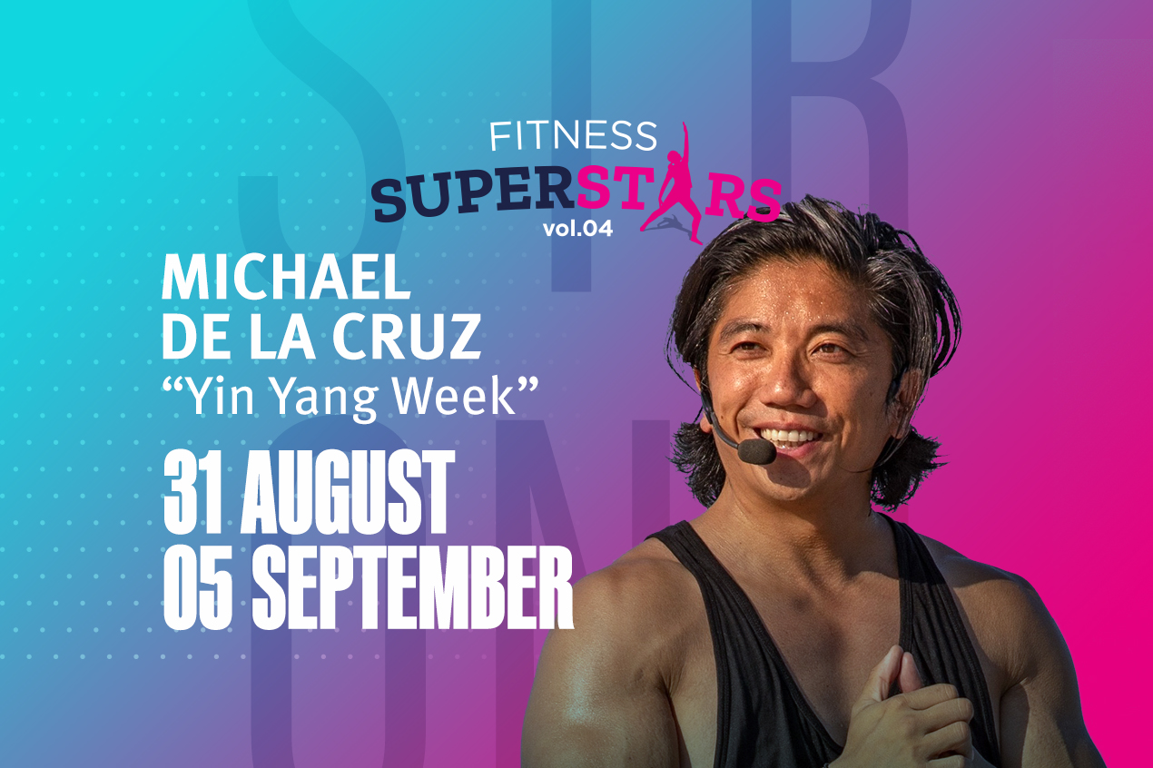 Fitness Superstars continue with Yin Yang Week!