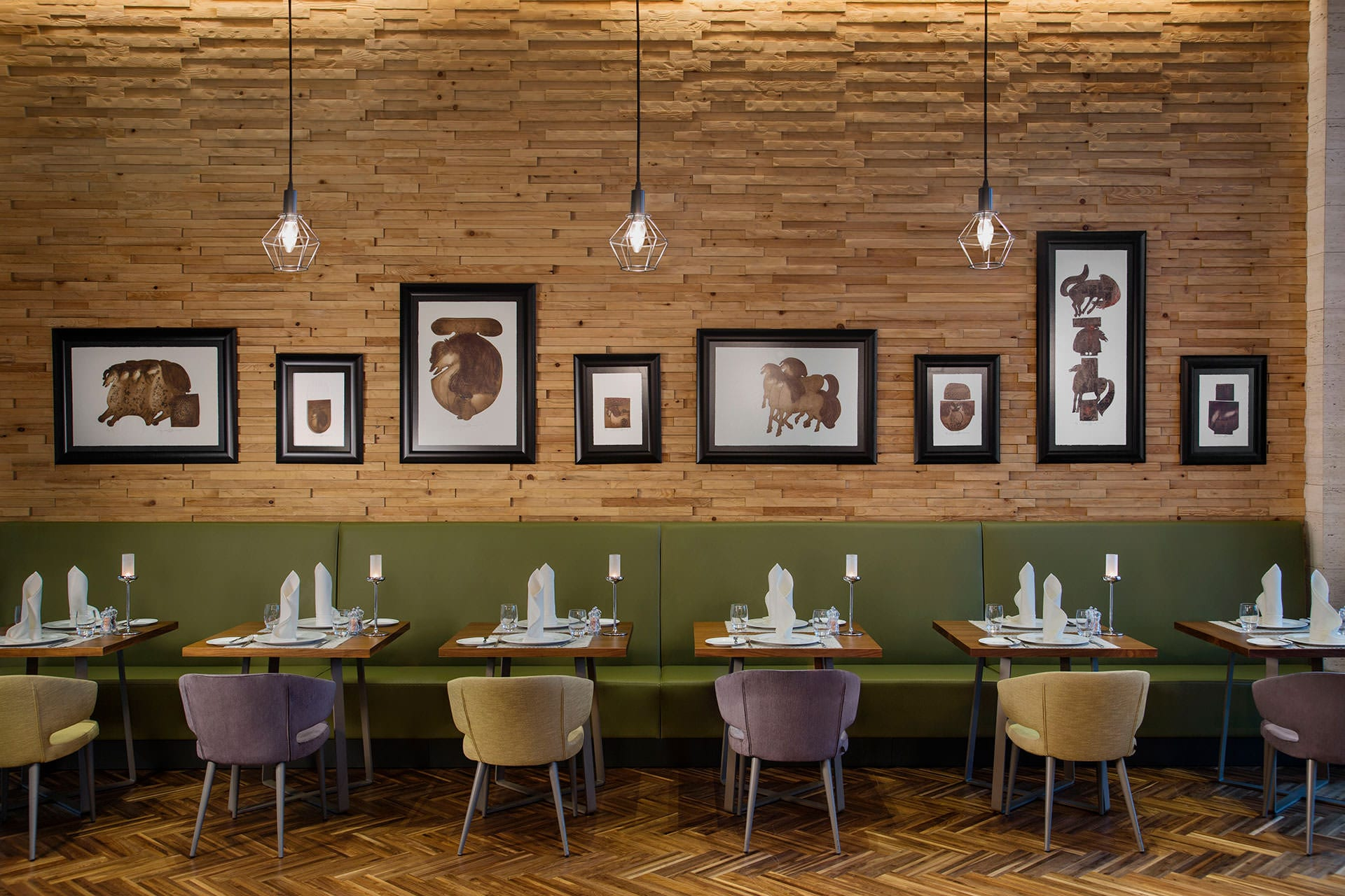 Safran À La Carte Restaurant