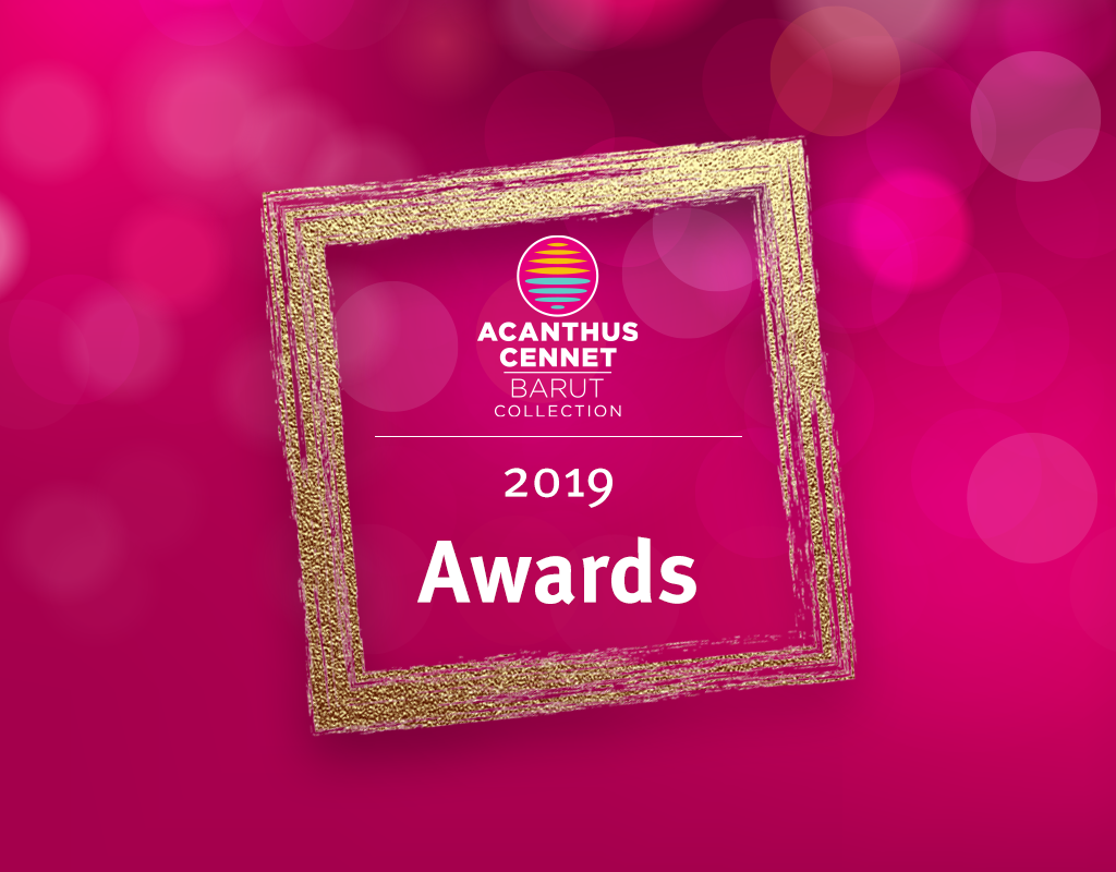 Barut Hotels 2019 Awards